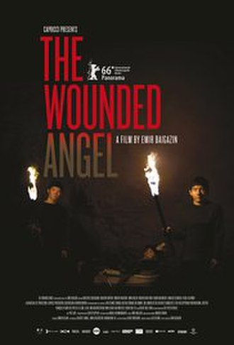 The Wounded Angel (film) - Film poster