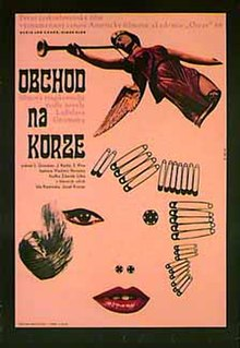 <i>The Shop on Main Street</i> 1965 film by Ján Kadár, Elmar Klos