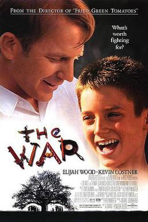 The War (1994 film) - Theatrical release poster