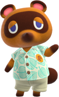 Tom Nook Fictional character from the Animal Crossing franchise