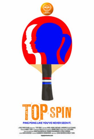 Top Spin (film) - Poster of Top Spin