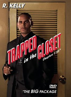 <i>Trapped in the Closet</i> 2005 opera by R. Kelly