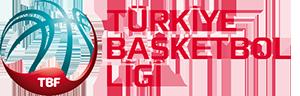 Turkish Basketball First League - Image: Turkish Basketball League logo