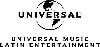 Universal Music Latin Entertainment - Image: Universal music latin entertainment