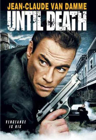 Until Death - Theatrical release poster