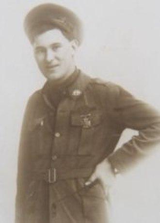 17th Battalion (Australia) - Victoria Cross recipient, William Jackson