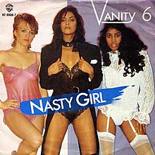 song nasty Vanity 6 girl