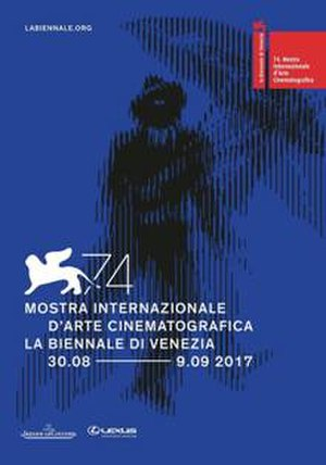 74th Venice International Film Festival - Festival poster