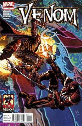 Jack O'Lantern (Marvel Comics) - Image: Venomjack