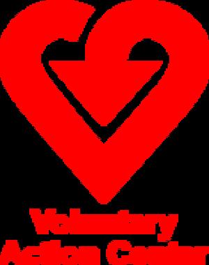 National Center for Voluntary Action - Logo of the Voluntary Action Centers created by the National Center for Voluntary Action