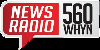 WHYN (AM) Radio station in Springfield, Massachusetts