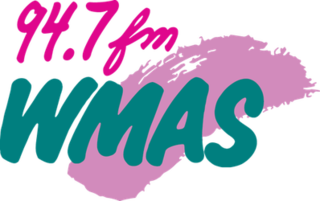 WMAS-FM adult contemporary radio station in Enfield, Connecticut, United States