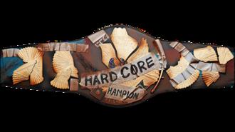 WWE Hardcore Championship - The WWF/WWE Hardcore Championship (circa 2002)