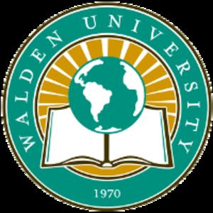 Walden University - Image: Walden Seal Color 200px