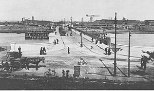 Walney Bridge - Walney Bridge as it appeared in the early 1900s (decade)