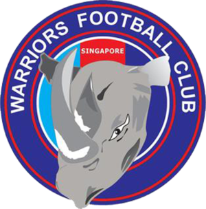 Warriors FC - Image: Warriors F.C. Logo
