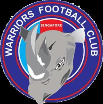 Warriors FC - Image: Warriors F.C. Logo