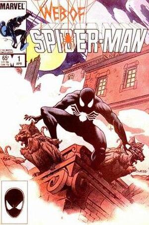 Web of Spider-Man - Image: Webofspidey 1