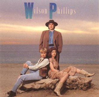 Wilson Phillips (album) - Image: Wilson Phillips Debut
