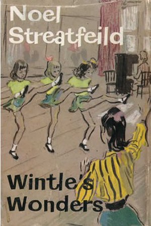 Wintle's Wonders - First edition cover