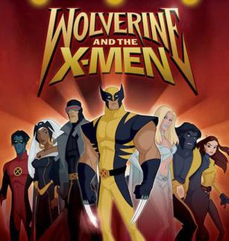 Wolverine and the X-Men (TV series) - Image: Wolverineandthexmena nimated