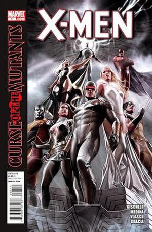 X-Men (comic book) - Image: X Men 1