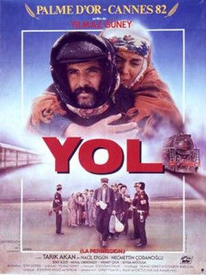 Yol - Poster of Yol