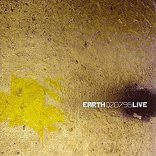 070796 Live (Earth album - cover art).jpg