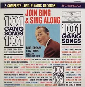 101 Gang Songs - Image: 101 Gang Songs (album cover)