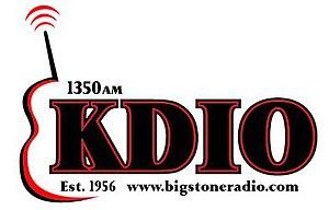KDIO - Image: 1350 KDIO