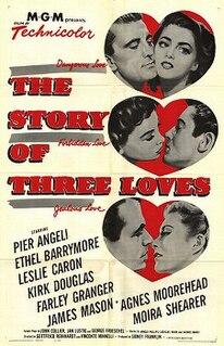 <i>The Story of Three Loves</i> 1953 film