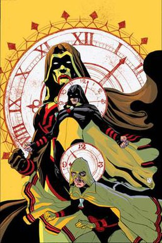 Hourman - Image: 3hourmen jhwilliams 3