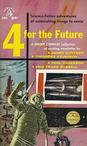 4 for the Future - cover of first edition