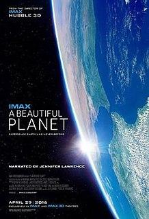 <i>A Beautiful Planet</i> 2016 film by Toni Myers