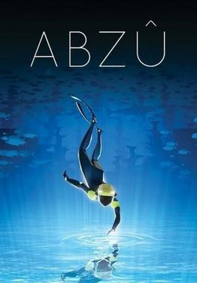 Picture of a game: Abzu