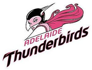 Adelaide Thunderbirds - Image: Adelaide Thunderbirds