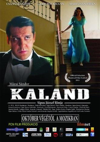 Adventure (2011 film) - Film poster