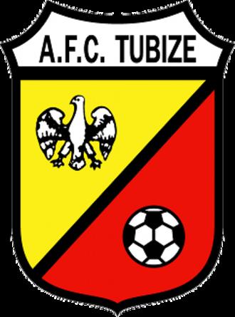 A.F.C. Tubize - Former logo.