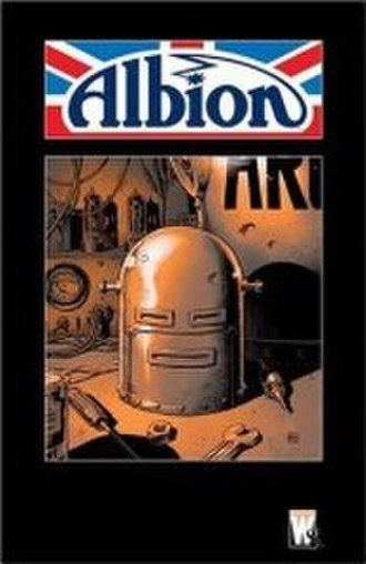 Albion (comics) - Cover to Albion issue 1, by Dave Gibbons.