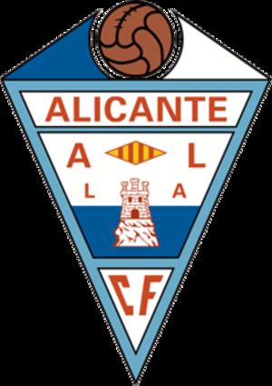 Alicante CF - Image: Alicante cf 128px