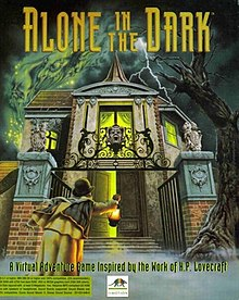Alone In The Dark 1992 Video Game Wikipedia