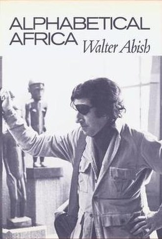 Alphabetical Africa - First Edition Cover