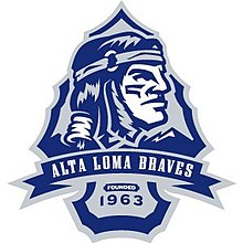 Alta Loma High School logo