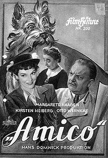 <i>Amico</i> (film) 1949 film