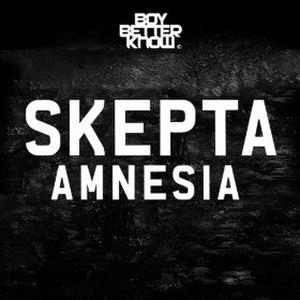 Amnesia (Skepta song) - Image: Amnesiaskepta