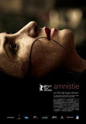 Amnesty (film) - French film poster