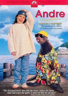 <i>Andre</i> (film) 1994 American family comedy film directed by George T. Miller