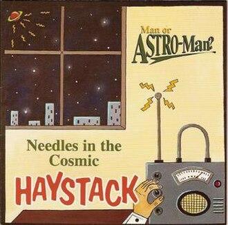 Needles in the Cosmic Haystack - Image: Astoman needles