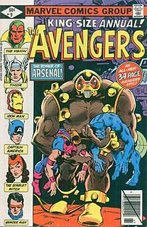 Arsenal (Marvel Comics)