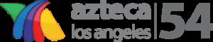 KAZA-TV - Image: Azteca 54 2011 Logo